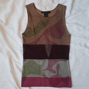 Anthro Modern Dress Top - S